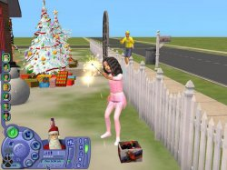 The Sims 2:Christmas Party Pack