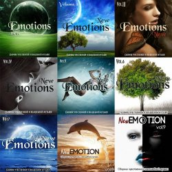 VA - New Emotions Vol. 1-9 (2012-2013)