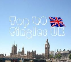VA - UK Top 40 Singles Chart [27 Января 2013]