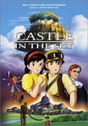 Небесный замок Лапута / Laputa: The Castle in the Sky / Tenkuu no Shiro Laputa (1986)