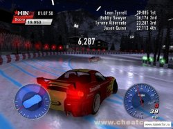 Juiced 2 : Hot Import Nights (2007) PS2