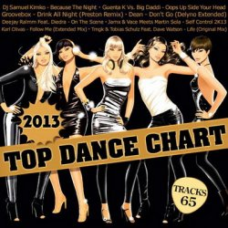 VA - Top Dance Chart (2013)
