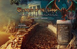 Secrets of the Dark 3: Mystery of the Ancestral Estate