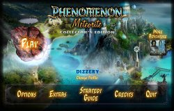 Phenomenon 2: Meteorite Collector's Edition