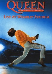 Queen - Queen: Live at Wembley Stadium (1986)
