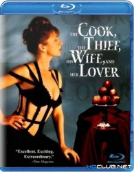 �����, ���, ��� ���� � � �������� / The Cook, the Thief, His Wife & Her Lover (1989)