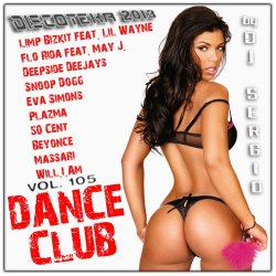 VA - Дискотека 2013 Dance Club Vol. 105 (2013)