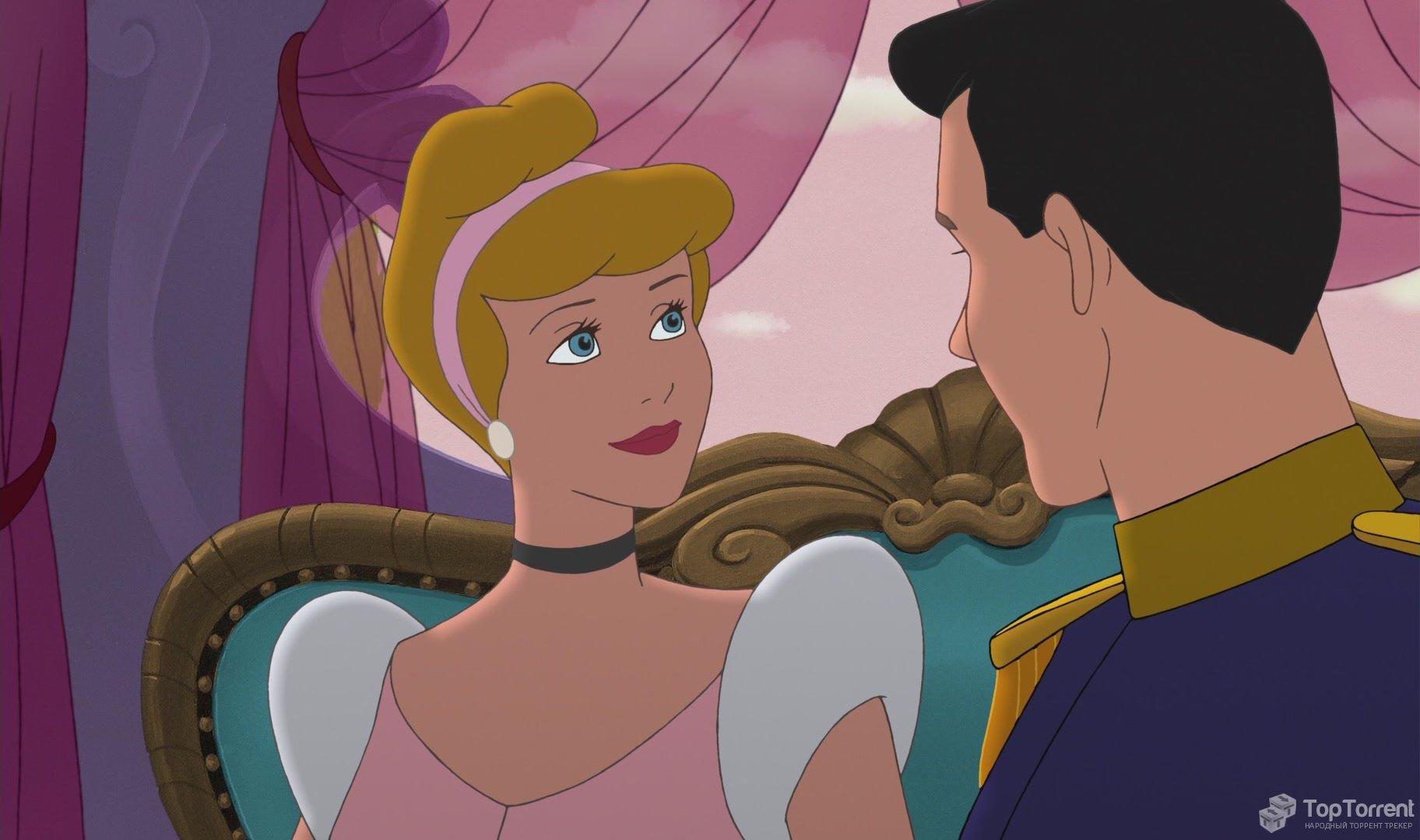 Золушка: Трилогия / Cinderella: Trilogy (1950-2007 ...