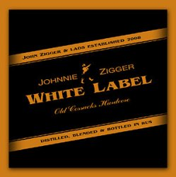 Johnny Zigger - White Label (2008)