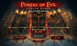 Portal of Evil: Stolen Runes.Collector's Edition