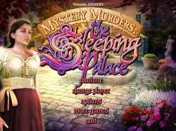 Mystery Murders: The Sleeping Palace