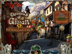 Chronicles of Albian 2. The Wizbury School of Magic