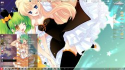 Anime theme Windows 7//Аниме темы для Windows 7 (2010-2011)