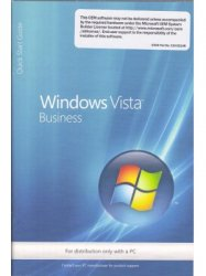 Microsoft Windows Vista Business with SP2
