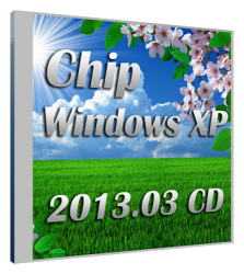 Chip Windows XP 2013.03 CD (x86) [2013]