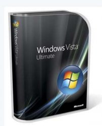 Microsoft Windows Vista Ultimate SP2 Русская x86-x64 -4 в 1