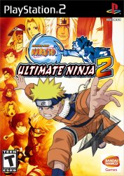 Naruto: Ultimate Ninja 2 (2007) PS2