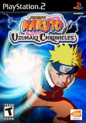 Naruto Uzumaki Chronicles (2005) PS2