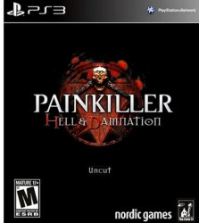 Painkiller Hell & Damnation (2013) PS3
