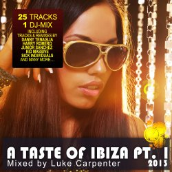 VA - A Taste Of Ibiza 2013 Pt 1: Summer House Anthems (2013)