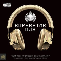 VA - Ministry Of Sound: Superstar DJs (2013)