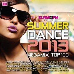VA - Summerdance 2013 Megamix Top 100 (2013)