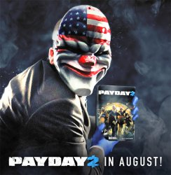 ���������� PayDay 2 ���������� ��� ���-������� �� ��������� ����