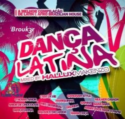 VA - Danca Latina - Mixed by Hallux Makenzo (2013)