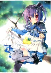 Kamiya Maneki Artworks - Flavor of Alice