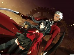 Судьба: Ночь Схватки / Gekijouban Fate/Stay Night: Unlimited Blade Works (2010)