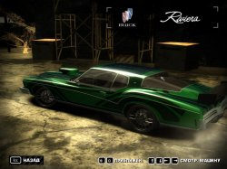 Need For Speed MW Russian Cars / Need For Speed MW Russian Cars  (2013)