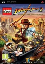 LEGO Indiana Jones 2: The Adventure Continues (PSP/2009/ENG)