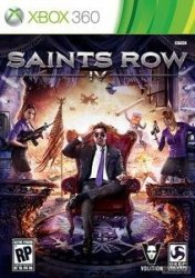 Saints Row IV (2013) XBOX360