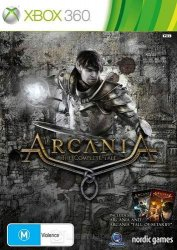 ArcaniA: The Complete Tale + DLC (2013) XBOX360