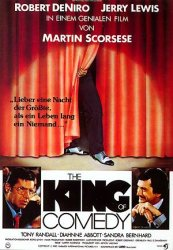 ������ ������� / The King of Comedy (1982)