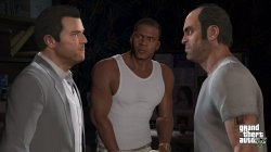GTA 5 / GRAND THEFT AUTO V (2013) PS3