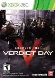 Armored Core: Verdict Day (2013) XBOX360