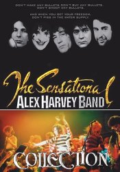 The Sensational Alex Harvey Band - Collection (1972-2009)