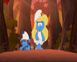 Cмурфики: Легенда о Смурфной лощине / The Smurfs: Legend of Smurfy Hollow (2013)