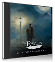 The Raven. Legacy of a Master Thief. Chapters I-III