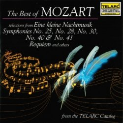 Wolfgang Amadeus Mozart - The Best of Mozart (1989)