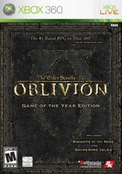 The Elder Scrolls IV: Oblivion - Game Of The Year Edition (2007) XBOX360
