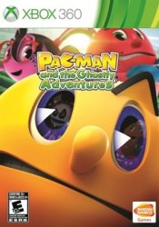 Pac-Man and the Ghostly Adventures (2013) XBOX360