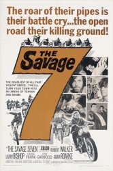 ����� ������ / The Savage Seven (1968)