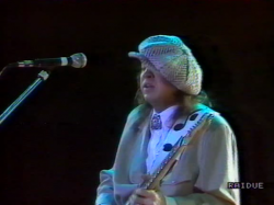 Stevie Ray Vaughan and Double Trouble - Blues in Pistoia (1988)