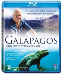 Галапагосы с Дэвидом Аттенборо / Galapagos with David Attenborough (2013)