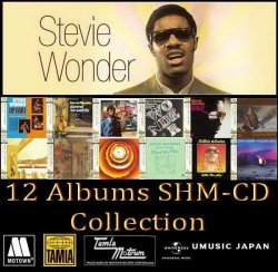 Stevie Wonder: 12 Albums Collection SHM-CD (1966-1985)
