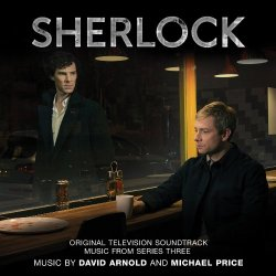 OST - Шерлок / Sherlock [Music From Series Three] (2014)