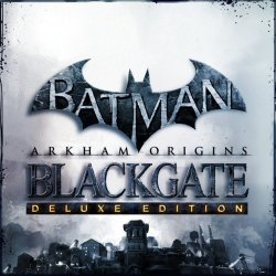 Batman: Arkham Origins Blackgate - Deluxe Edition