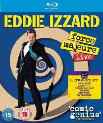Эдди Иззард: «Форс-мажор» / Eddie Izzard: Force Majeure Live (2013)